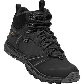 Keen Terradora Wintershel Shoes Dam black/magnet